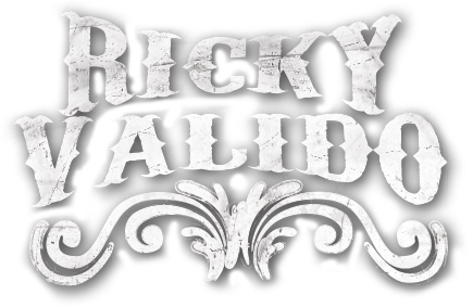 Ricky Valido Official Website